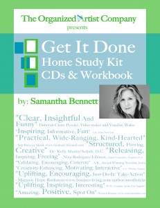 Get It Done Home Study Kit - image