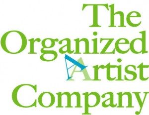 The Organized Artist Company Logo